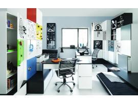 Шкаф 1-дверный Young Users изображение 3