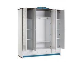 Шкаф 4-х дверный SL-1007