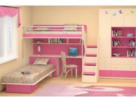 Кровать 2-х ярусная Силуэт СФ-268804 изображение 2