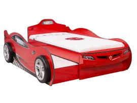 Кровать-машина c выдвижной кроватью Champion Racer Coupe 90х190/90х180 (1306) изображение 1