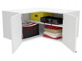 Антресоль шкафа углового Young Users изображение 2