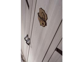 Шкаф 3-х дверный Royal изображение 2