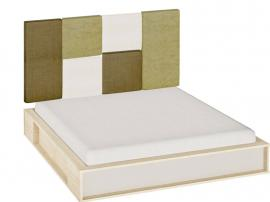 Кровать двуспальная 3D (160*200) изображение 2
