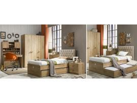 Выдвижная кровать Natura 90х180 (1303) изображение 2
