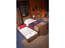 Выдвижная кровать Pirate (1305) изображение 2