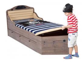 Ящик для игрушек приставной Пират изображение 2