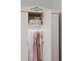 Шкаф 3-х дверный Flora (1001) изображение 2