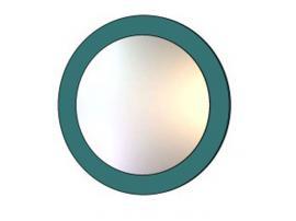 Зеркало круглое Оксфорд изображение 1