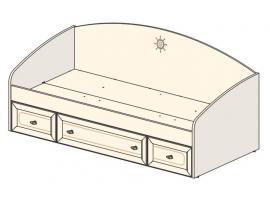 Кровать Эридан (без рисунка) 93K005