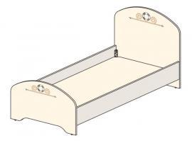 Кровать Эридан (без рисунка) 93K030