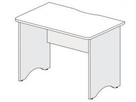 Стол Белоснежка (без рисунка) 93S005