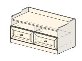 Тумба-ящик для игрушек Эридан (без рисунка) 93T050