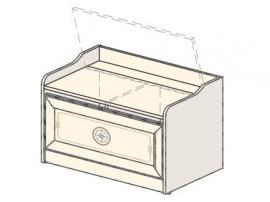 Тумба-ящик для игрушек Эридан (без рисунка) 93T052