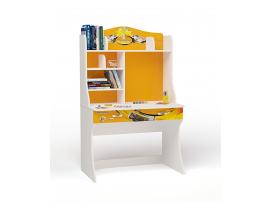 Стол с надстройкой Champion (оранжевый)