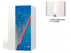 Шкаф угловой Человек-паук к 2-х дверному шкафу (продолжение рисунка) изображение 1