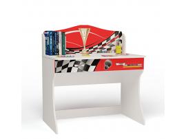 Стол без надстройки Formula (красная)