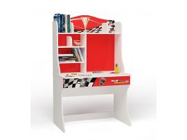 Стол с надстройкой Formula (красная)