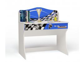 Стол без надстройки Formula (синий)