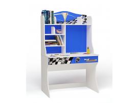 Стол с надстройкой Formula (синий)