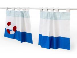 Шторки для кровати Морячок изображение 1
