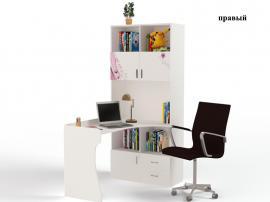 Стол - стеллаж Princess (белая) изображение 2