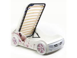 Кровать машина Фея (стразы Swarovski) изображение 4