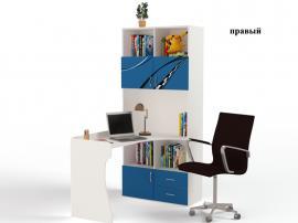 Стол - стеллаж Formula (синяя) изображение 2