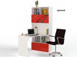Стол - стеллаж Formula (красная) изображение 2