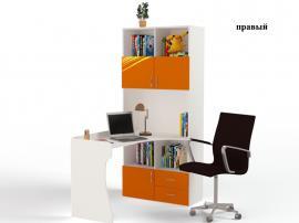 Стол-стеллаж Champion (оранжевый) изображение 2
