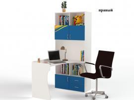 Стол - стеллаж Champion (синяя) изображение 2