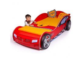 Кровать машина Champion (красная) изображение 3