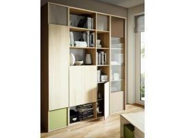 Шкаф 1 дверный 3D изображение 3