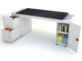 Письменный стол трансформер Young Users изображение 6
