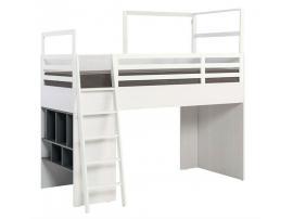 Кровать-чердак Nest левосторонняя изображение 2