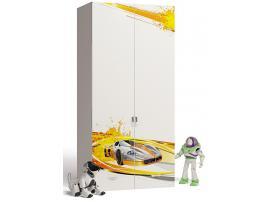 Шкаф 2-х дверный Champion (белая) изображение 1