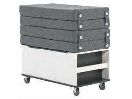 Журнальный столик/ Контейнер с ящиками для кровати multi Nest изображение 2