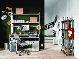 Стол письменный со стеллажом Smart изображение 7