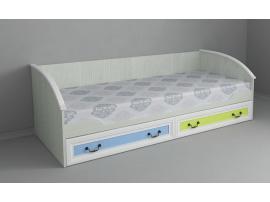 Кровать Классика Карамель 80*190