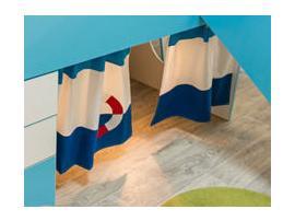 Шторки для кровати Морячок изображение 2