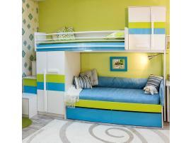 Чехол на изголовье и боковую стенку кровати изображение 5