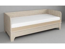 Кровать Индиго 90*190 с подъемным механизмом изображение 2