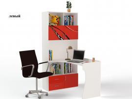 Стол - стеллаж Formula (красная) изображение 1
