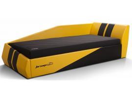 Диван-кровать FORSAGE (Форсаж) желтый изображение 1