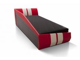 Диван-кровать FORSAGE (Форсаж) красный изображение 4