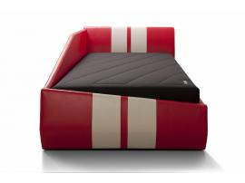 Диван-кровать FORSAGE (Форсаж) красный изображение 5