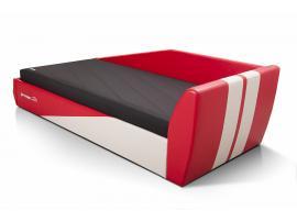 Диван-кровать FORSAGE (Форсаж) красный изображение 6