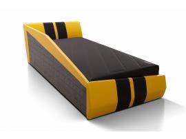 Диван-кровать FORSAGE (Форсаж) желтый изображение 3