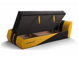 Диван-кровать FORSAGE (Форсаж) желтый изображение 7
