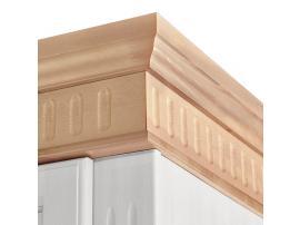 Шкаф 2-х дверный Хельсинки 2GT, 2GTM изображение 7