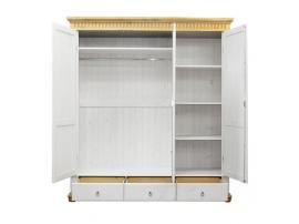 Шкаф 3-х дверный Хельсинки 3SP, 3SP-M изображение 5